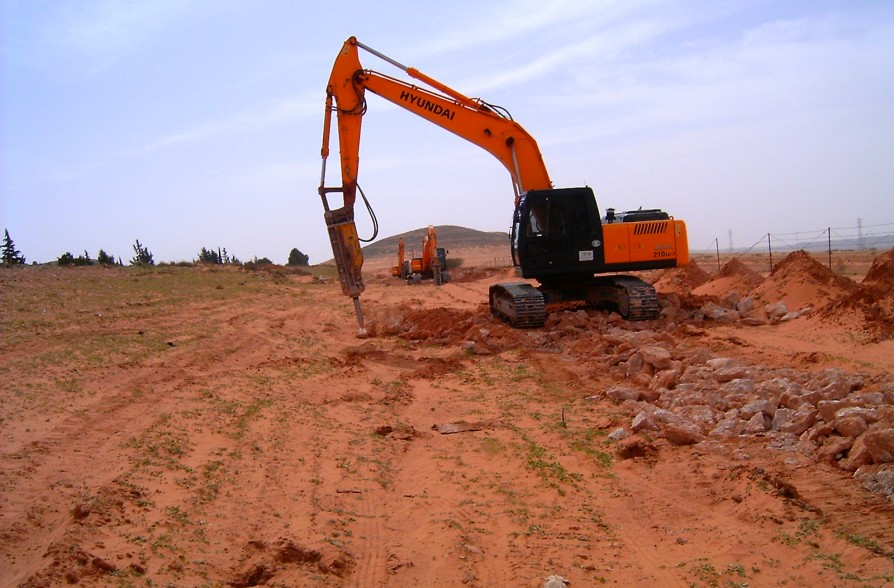 LİBYA – ABUZEYYAN – MİZDAH  WATER PIPE LINE AND  RESERVOIR CONSTRUCTION