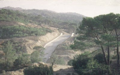 Aydın-Akçaova Göleti ve Ova Sulaması