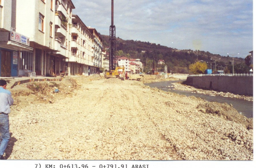 ZONGULDAK  REHABILITATION OF DEVREK RIVER