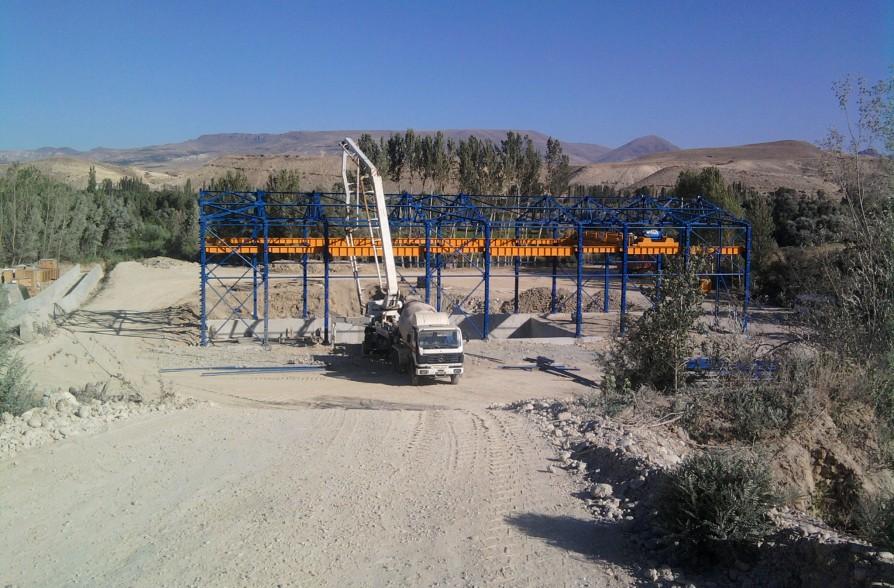 MALATYA GUDUL HEPP DESIGN&CONSTRUCTION