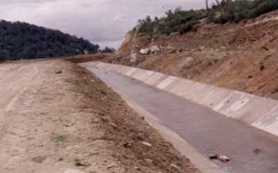 AYDIN AKÇAOVA DAM AND PLAIN IRRIGATION CONSTRUCTION