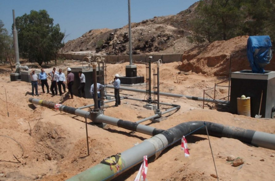 LİBYA – TRİPOLİ – GAS DISTRIBUTION NETWORK  PRMS-A AND DRS  STATIONS PHASE  -1