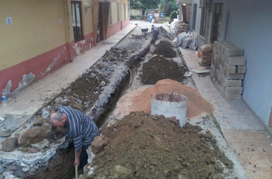 ANTALYA SEWERAGE  PROJECT (ASAT CONTRACT : 20A )